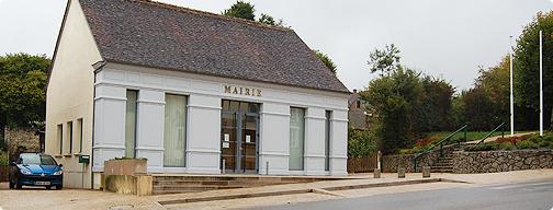 Mairie d'Essay par Cabinet B+H, architectes